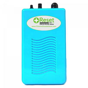 Reset aerator for improved vapor dispersion